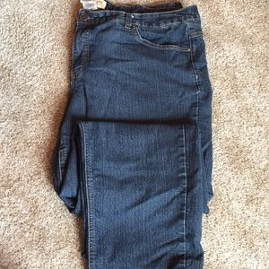 24w Classic stretch denim jeans